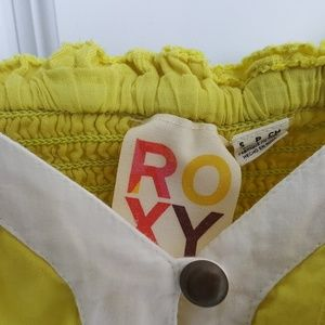Roxy Tops - ROXY embroidered top.